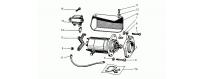 Bendix starter motor