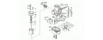 Carburettors V50C