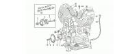 Oil pump-filter