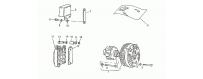 Bosch alternator-regulator
