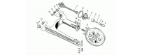 Swing arm-to frame PG17000