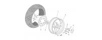 Std Rear wheel