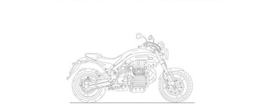Griso V IE 1100 2005-2008