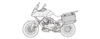 Stelvio 1200 - NTX - ABS 1200 2009-2010