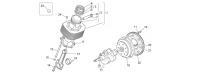 Albero motore cpl