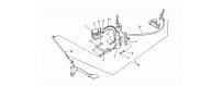 Rear brake m.cylinder I