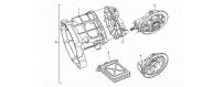 Gearbox variants 1991 (D)