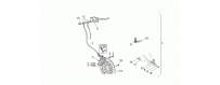 Optional front brake system
