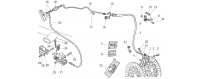 LH Front brake system