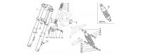 F.fork-R.shock absorber