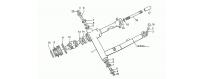 Swing arm, 2nd s., 45 mm