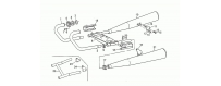Exhaust unit