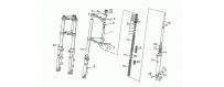 Front fork 1990