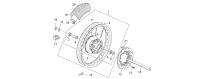 Rear wheel I