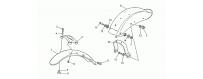 Parafango ant - post