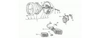 Headlight-Horn